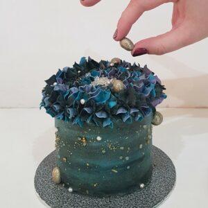 Intergalactic cake