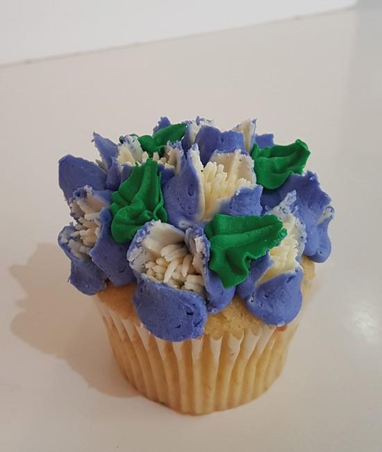 Plain Jane cupcake