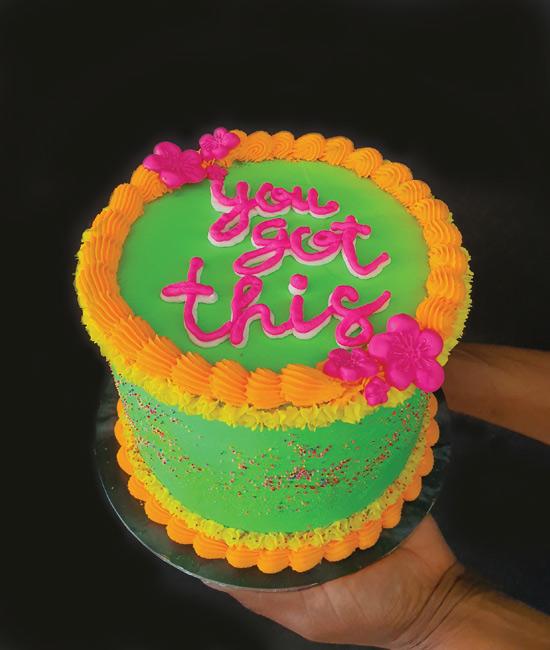 Lumo cake