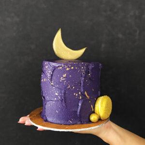 Eid moon cake